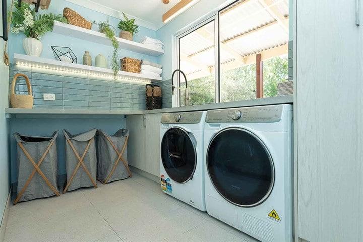 Laundry Renovation Granite Transformations Sydney