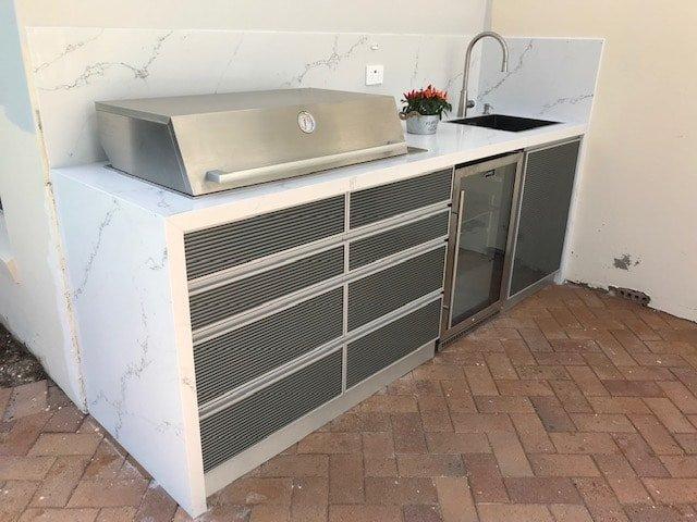 Outdoor Kitchen ideas Cronulla Granite Transformations