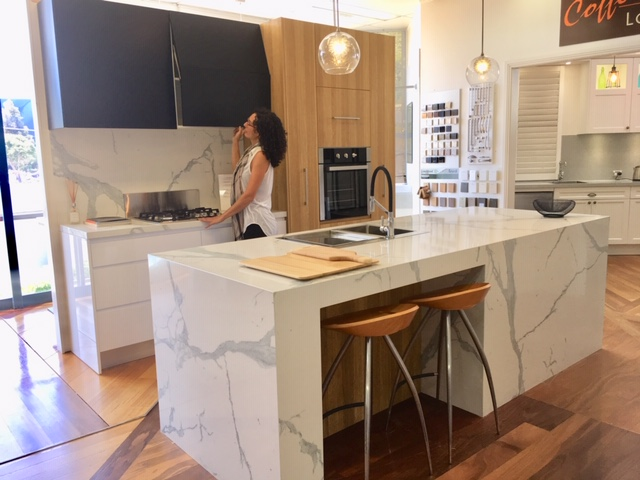 Granite Transformations Kitchen Display Showroom Caringbah