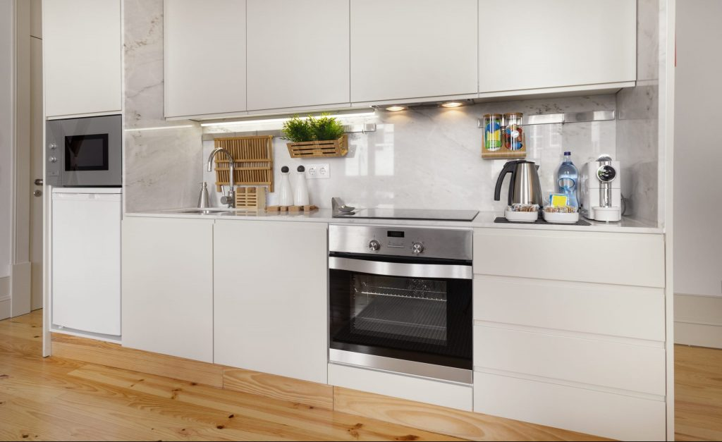 Air BnB Kitchen Renovation Ideas Granite Transformation Sydney South