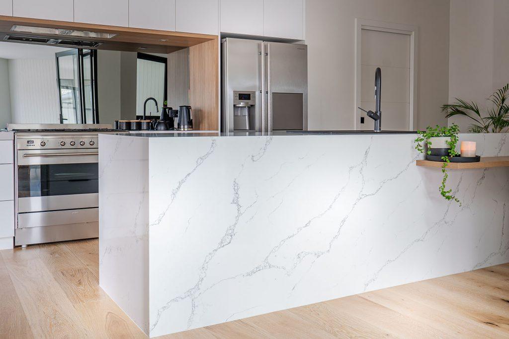 Marble Kitchen Renovation Sydney