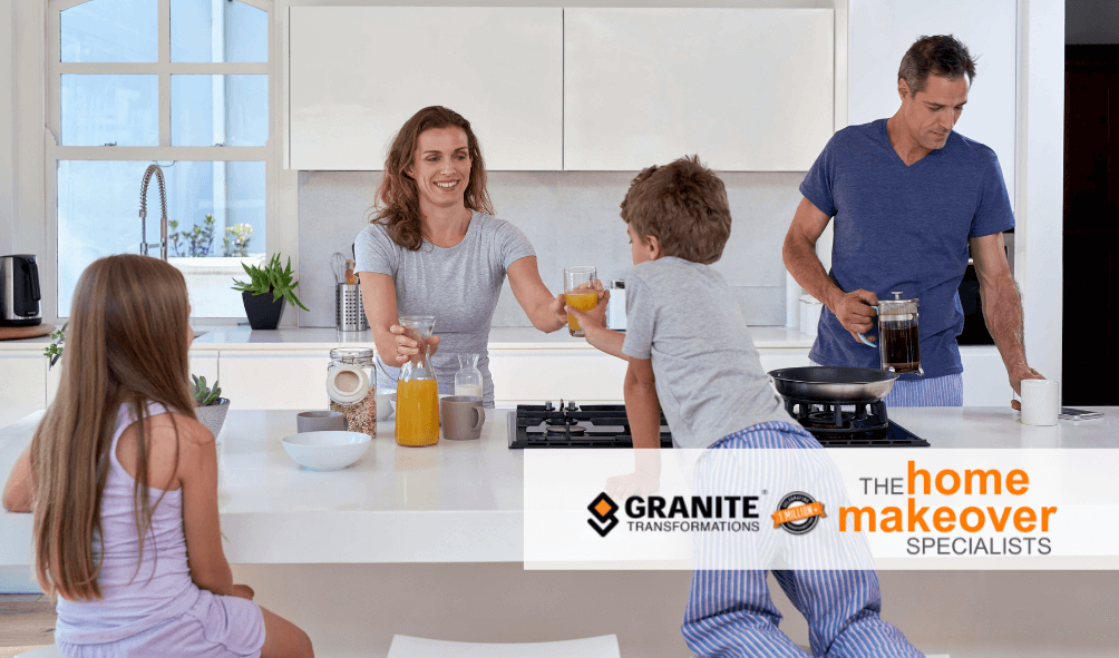 Kitchen and bathroom renovation sale november 2020 sydney granite transformations