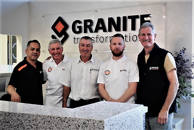 Granite Transformations Caringbah best kitchen installers in the Sutherland Shire