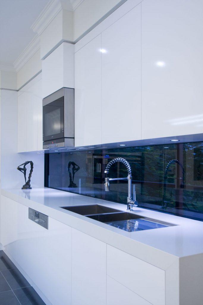 Galley kitchen renovation sydney