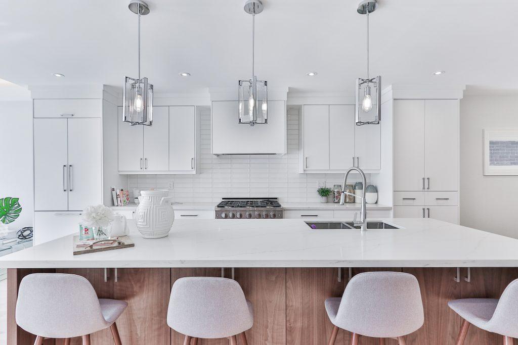 White Kitchen Eastern Suburbs